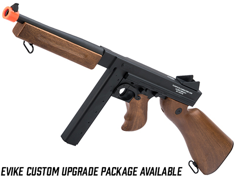 Licensed Thompson M1A1 Airsoft AEG Rifle Cybergun / CYMA w/ Metal Receiver & Gearbox