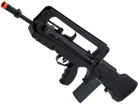 Softair Licensed Metal Gearbox FAMAS F1 Bullpup Airsoft AEG Rifle