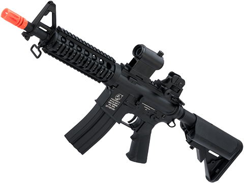 Colt Licensed M4 CQB-R Carbine Airsoft AEG Rifle by Cybergun / CYMA (Package: Gun Only)