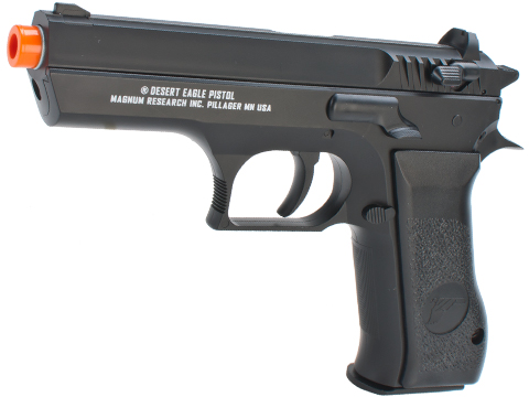 Magnum Research Jericho 941 Baby Desert Eagle Airsoft CO2 Pistol by Cybergun (Color: Black)