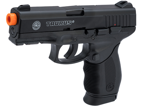 Taurus Licensed PT24/7 Semi Auto-BAX System CO2 Airsoft Gas Non-Blowback Pistol (Model: Plastic Slide)
