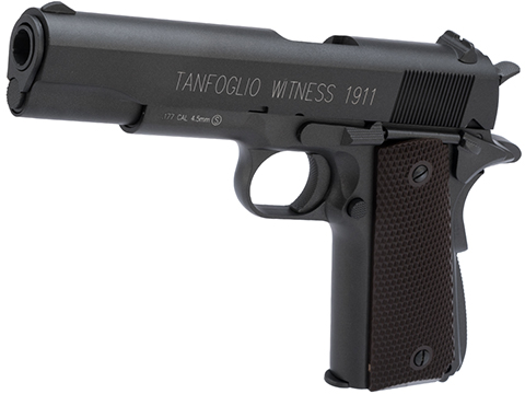 Tanfoglio Witness Full Metal Blowback 1911 4.5mm Air Gun (.177 cal Air Gun)