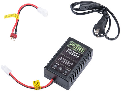 Airsoft A26 / X-7 Compact Smart Charger for NiMH AEG Batteries by SoftAir USA