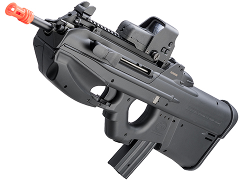 Cybergun / FN Herstal Licensed FN2000 Airsoft AEG Rifle (Package: Black / 350FPS)
