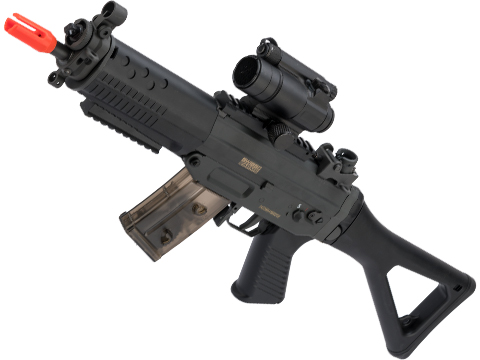Cybergun / Swiss Arms Licensed SG552 Commando Airsoft AEG Rifle