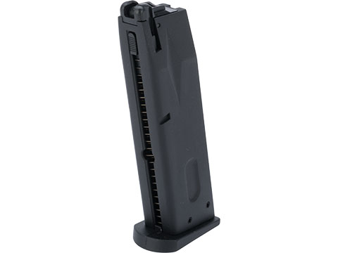 KJW 22rd Green Gas Magazine for PT92 / M9 Series Airsoft GBB Pistol