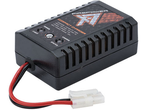 Firepower Airsoft Compact Smart Charger for NiMh NiCd AEG Batteries