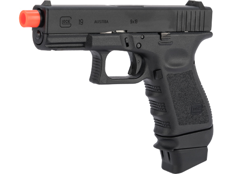 Spartan Licensed GLOCK G19 Gen.3 Blowback Training Pistol - LE / Military ONLY