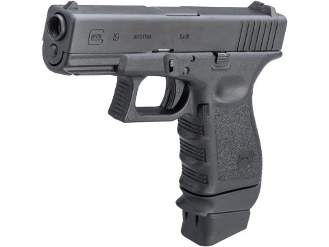 Spartan Licensed GLOCK Blowback Training Pistol - LE / Military ONLY (Model: G19 Gen.3 / Gun Only)