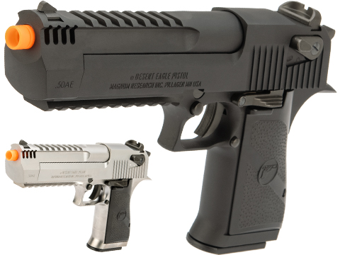 Desert Eagle Licensed L6 .50AE Full Metal Gas Blowback Airsoft Pistol by Cybergun