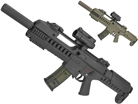 GSG Tactical G14 Carbine Electric Blowback AEG by SoftAir