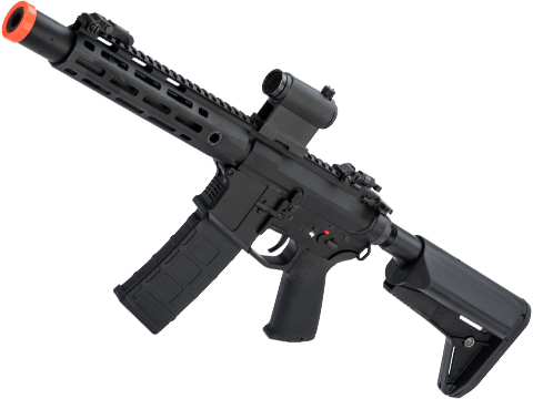 CYMA M4 QBS Airsoft AEG Rifle (Model: 8.5 M-LOK w/ Suppressor)