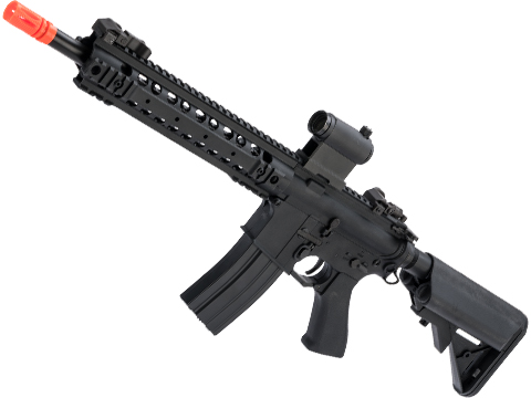 CYMA Polymer M4 Airsoft AEG with 11 UX3 Handguard (Color: Black)