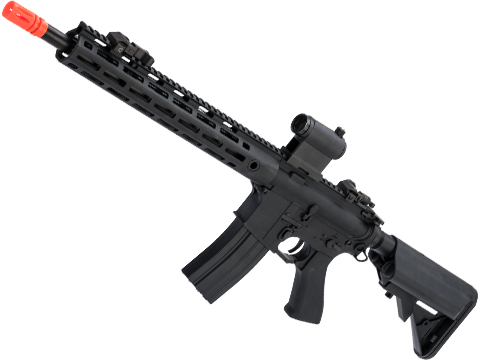 CYMA SPORT M4 Airsoft AEG with 13 M-LOK Handguard (Color: Black)