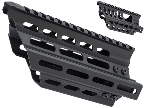 CYMA Tactical Railed Extended Handguard for P90 Series AEGs (Type: M-LOK)