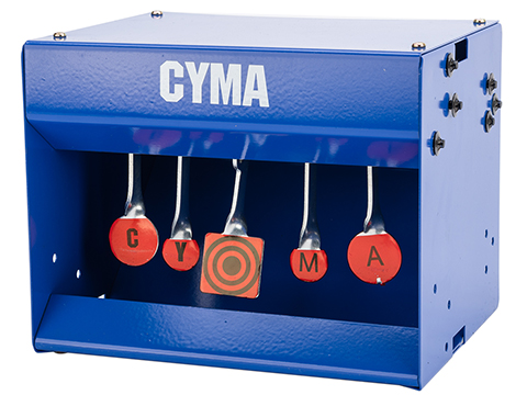 CYMA ZERO Steel Mechanical Automatic Airsoft Target Trap