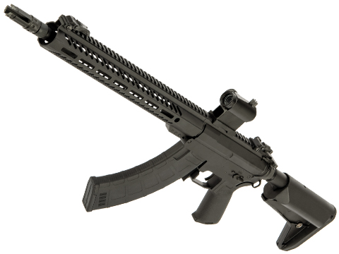 CYMA Platinum MK47 QBS Airsoft AEG Rifle (Model: 13 M-LOK)