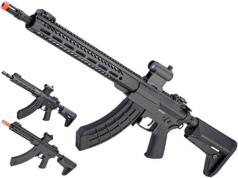 CYMA Platinum SR-47 MK47 QBS Airsoft AEG Rifle (Model: 13 M-LOK)