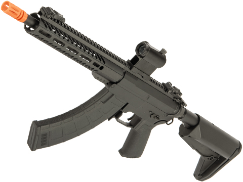 CYMA Platinum MK47 QBS Airsoft AEG Rifle (Model: 10 M-LOK)