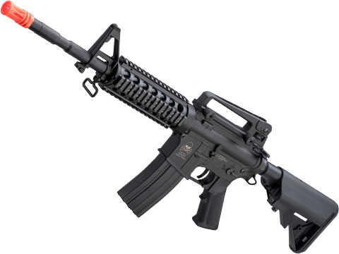 Matrix Full Size M4 BAMF Airsoft AEG w/ Metal Gearbox (Model: M4A1 RIS Black / 300 FPS)