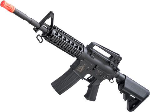 Cybergun Colt Licensed M4 Airsoft AEG w/ Metal Gearbox (Model: M4A1 RIS / 360 FPS)