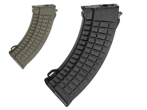 Matrix Bulgarian Waffle Type 550rd Hi-Cap Magazine for AK Series Airsoft AEG