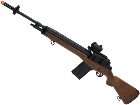 CYMA Sport M14 Airsoft AEG Rifle (Color: Imitation Wood)