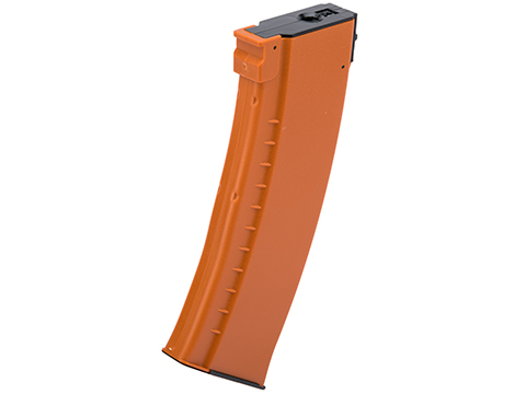 CYMA AK74-Style Magazine for AK Series Airsoft AEG Rifle (Type: 140rd Mid Cap / Imitation Bakelite)
