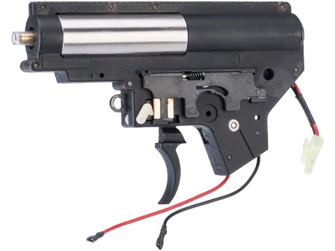 CYMA Complete Metal Gearbox for MP5 Series Airsoft AEG