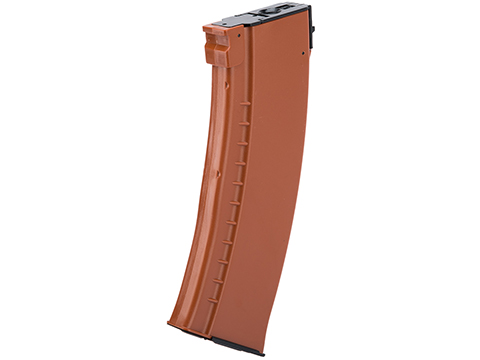 CYMA AK74-Style Magazine for AK Series Airsoft AEG Rifle (Type: 500rd Hi-Cap / Imitation Bakelite)