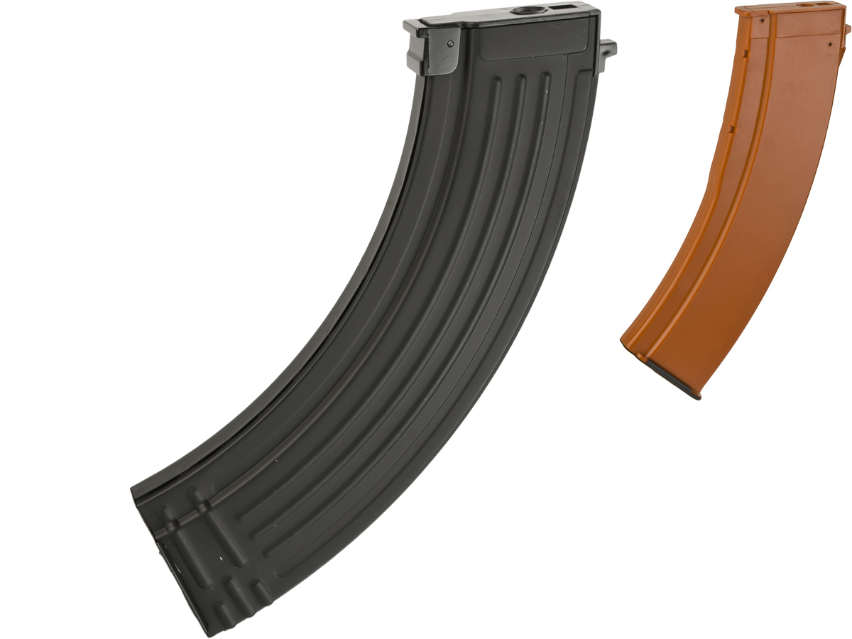 CYMA RPK-Style Mid Capacity Magazine for AK Series Airsoft AEG Rifles (Style: RPK / 180rd)