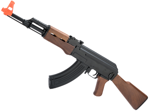 CYMA Sport AK47 Airsoft AEG with Imitation Wood Furniture & Metal Gearbox
