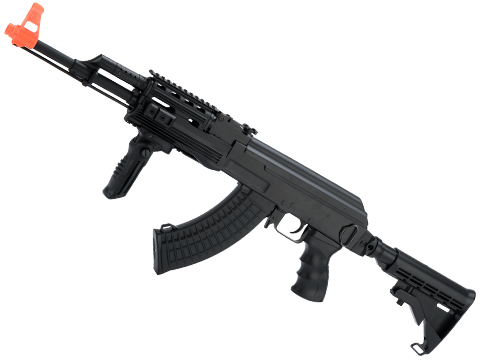 CYMA Sport Tactical AK47 Airsoft AEG with Retractable Stock