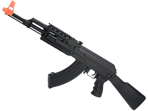 CYMA AK47 RIS Tactical Sportsline Airsoft AEG Rifle w/ Metal Gearbox