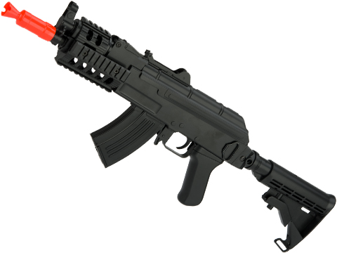 CYMA Full Size AK Beta Spetsnaz Airsoft AEG Rifle w/ RIS & LE Stock