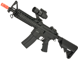 Matrix Full Metal M4 RAS II Carbine Airsoft AEG Rifle -