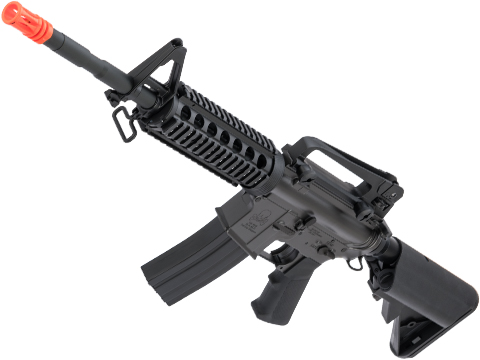 CYMA Sport Full Metal Receiver M4 RIS Carbine Airsoft AEG Rifle