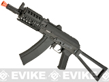 CYMA Standard AKS-74UN RAS Airsoft AEG Rifle with Steel Folding Stock