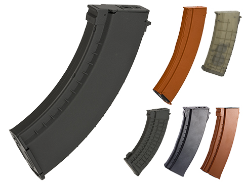 CYMA FlashMag Hi-Cap Magazine for AK Series Airsoft AEG Rifles