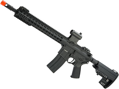 CYMA Full Metal M4 AEG with 13 Keymod Handguard (Package: Gun Only)