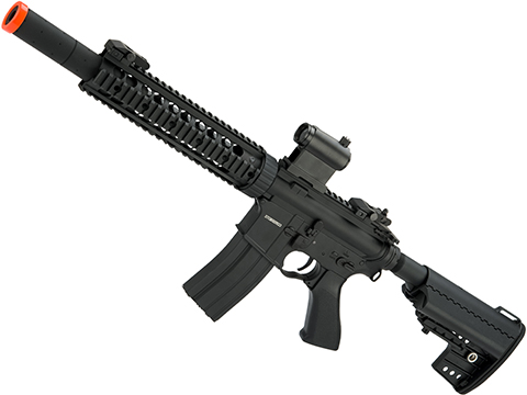 CYMA Sport Full Metal Jungle Carbine M4 with RIS Handguard (Package: Gun Only)