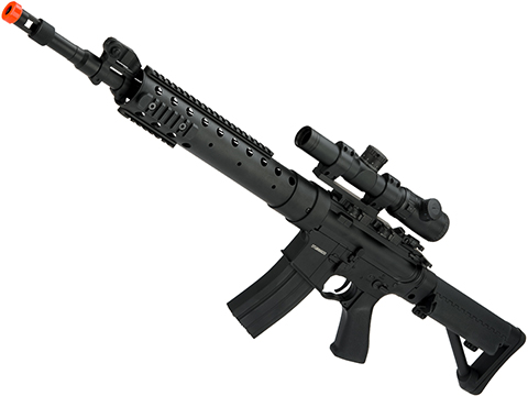 CYMA Sport Full Metal MK12 SPR MOD.0 Airsoft AEG (Package: Gun Only)