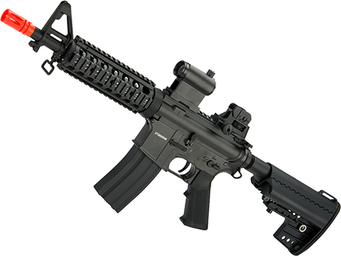 CYMA Sport M4 CQB-R Full Metal Airsoft AEG (Package: Gun Only / Type B)