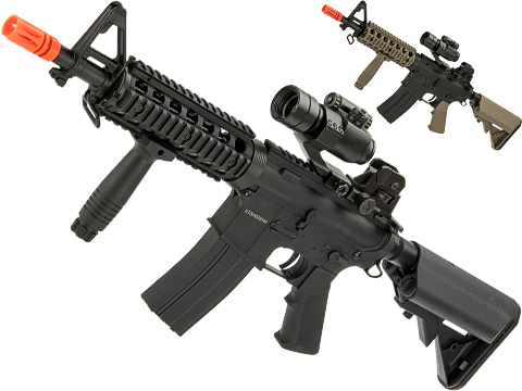 (FATHER'S DAY SALE!) CYMA Polymer CQB-R M4 Airsoft AEG with 7 RIS Handguard