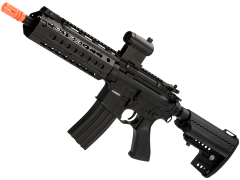 CYMA Keymod-S Full Metal M4 Airsoft AEG (Color: Black / 10.5 Barrel / 9.5 RIS)