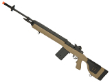 CYMA Sport M14 DMR Airsoft AEG Rifle (Color: Tan)