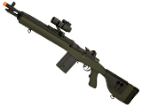 CYMA Sport SOCOM 16 M14 Full Size Airsoft AEG (Package: OD Green / DMR)