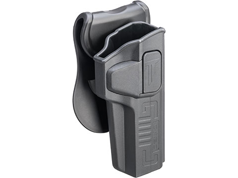 Matrix G3 Hardshell Adjustable Holster for 1911 Series Pistols (Mount: Paddle Attachment)