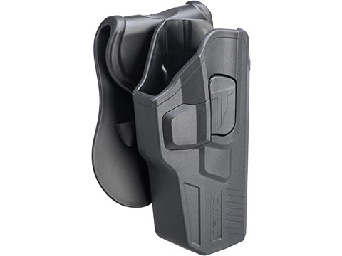 Matrix G3 Hardshell Adjustable Holster for GLOCK G17 Series Pistols (Mount: Paddle Attachment)