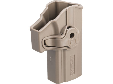 Matrix Hardshell Adjustable Holster for P320 Carry Series Pistols (Type: Flat Dark Earth / No Mount)